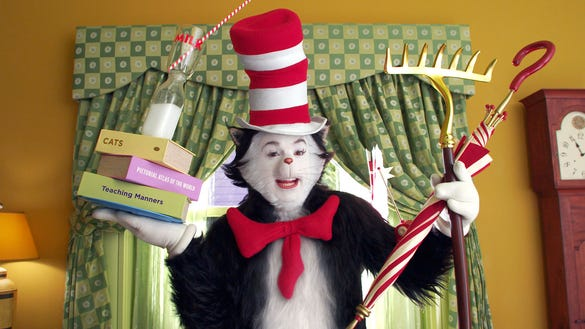 XXX E01 CAT HAT FLAG 21 MOV A ENT
