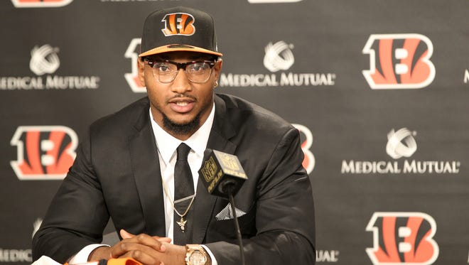 The Cincinnati Bengals selected linebacker Paul Dawson in the third round of the NFL Draft.
