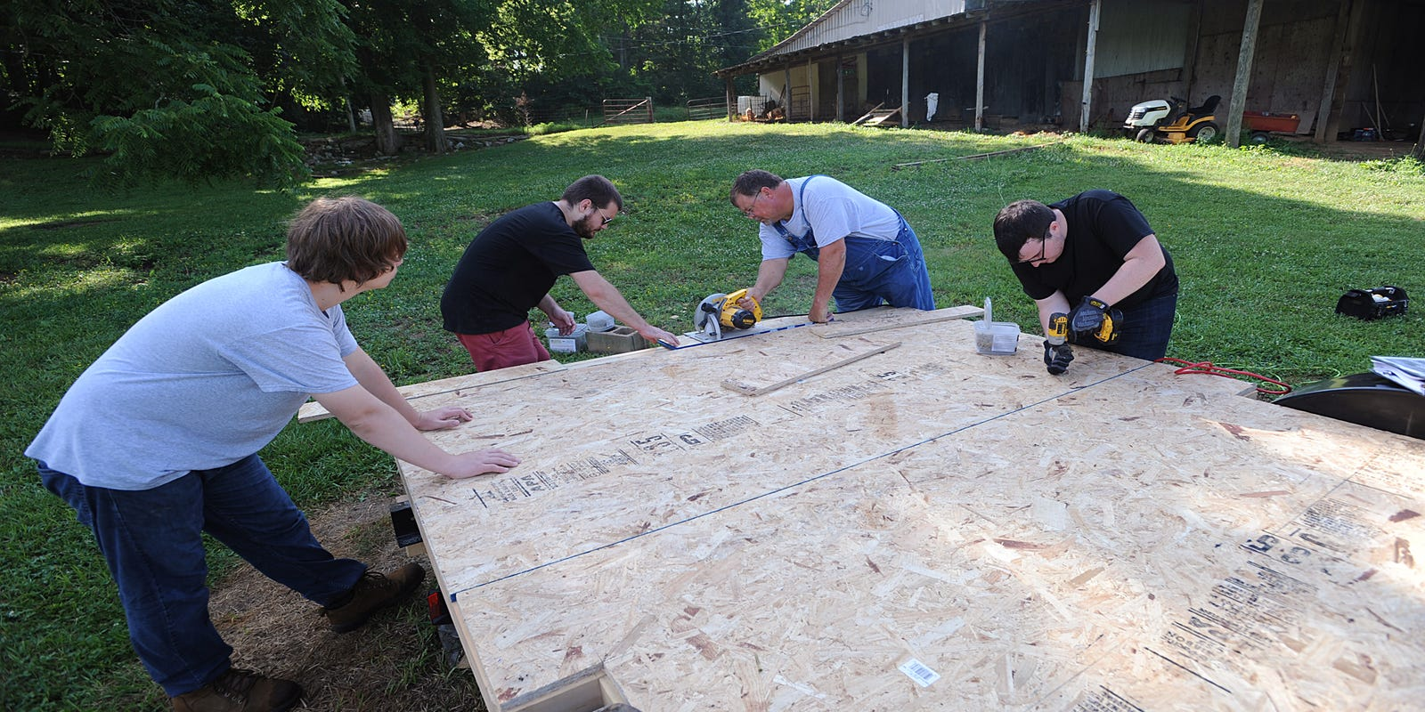 'Tiny house' movement comes to Louisville