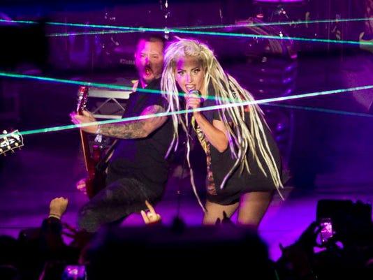 SXSW Lady Gaga