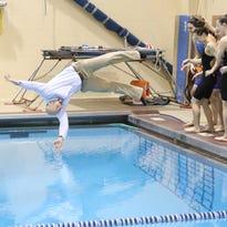 Mountain Lakes girls swimming earns third straight championship
