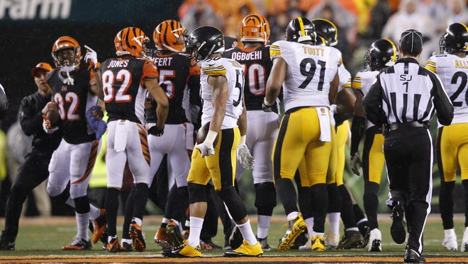 The Cincinnati Bengals and the Pittsburgh Steelers will renew their rivalry in Week 2 of the 2016 season in Pittsburgh.
