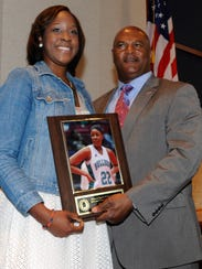 Brantley's Amahni Upshaw is named the 1A Player of