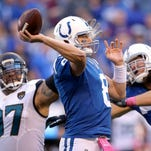 Gallery | Colts vs. Jaguars game action