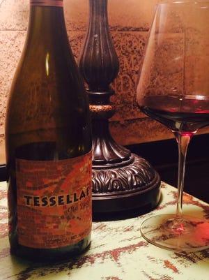 Tessellae Old Vine 2012.