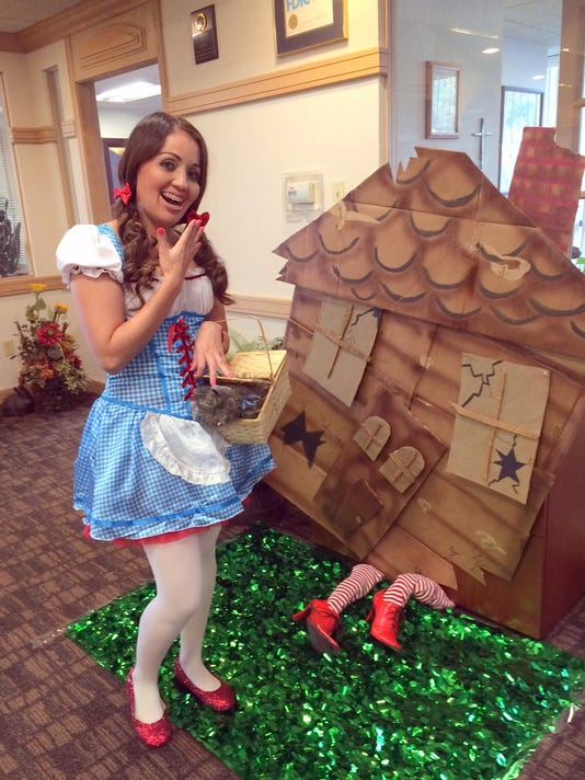dorothy wizard of oz halloween