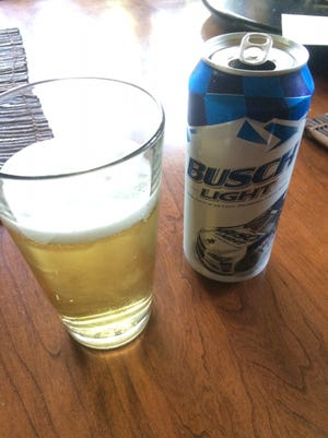 The king of Iowa beers is Busch Light.