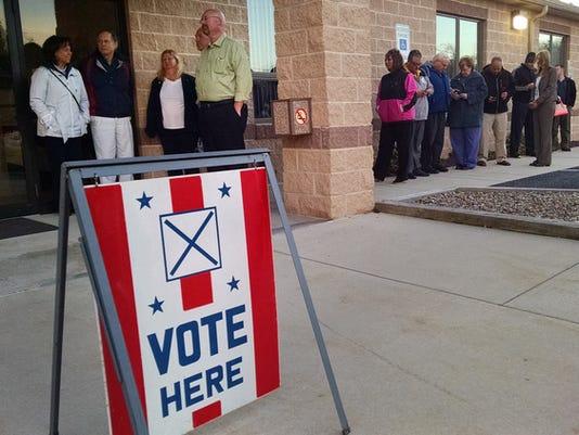 File election vote
