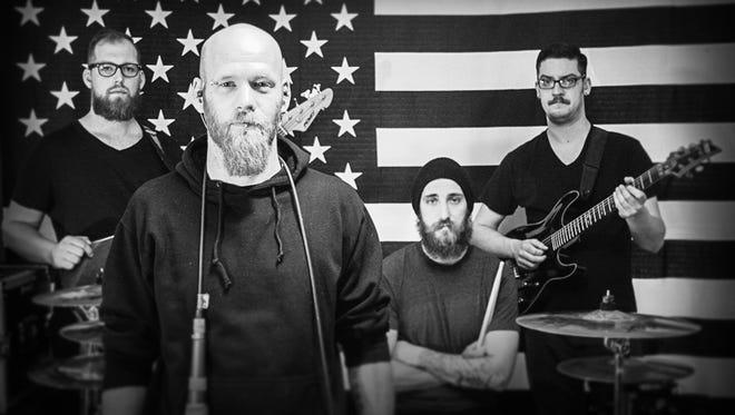 Lansing's DeverauX makes a heavy-yet-melodic metal sound.
