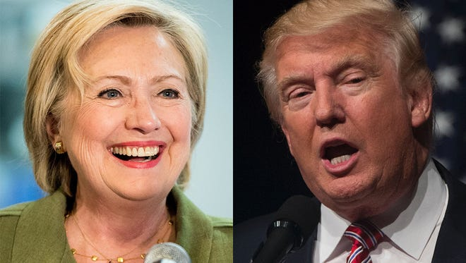 Democratic presidential nominee Hillary Clinton has widened her lead over Republican Donald Trump in Michigan as 3-in-5 likely voters say the New York businessman is not qualified to be president, according to a new poll conducted for The Detroit News and WDIV-TV.