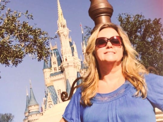 Beth Elcox has been going to Disney World since she