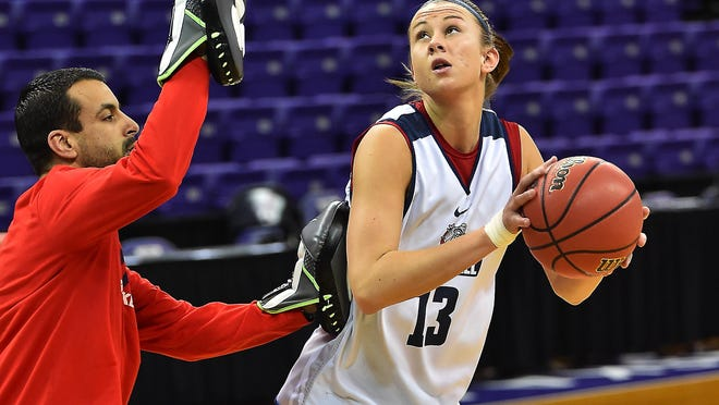 Ex-Gonzaga star Jill Barta was waived by the Minnesota Lynx, the team announced Wednesday. The Fairfield grad was selected in the third round of the WNBA Draft in April.