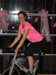 Michelle Els, trainer and owner of Move! Fitness Studio