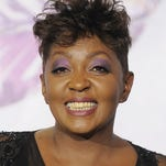 Anita Baker, shown in 2011, was previously accused of failing to pay a company $15,000 for work done on her Grosse Pointe home.