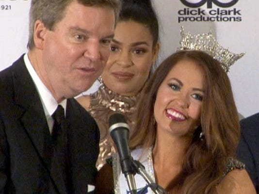 Miss America CEO Sam Haskell