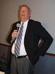 Mark Swenson, deputy state treasurer.