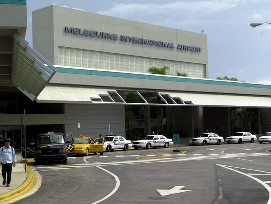 Melbourne International Airport terminal