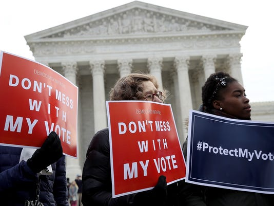 Supreme Court purging voters