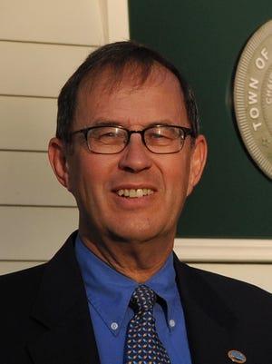 Retired Brewster Town Administrator Charles Sumner