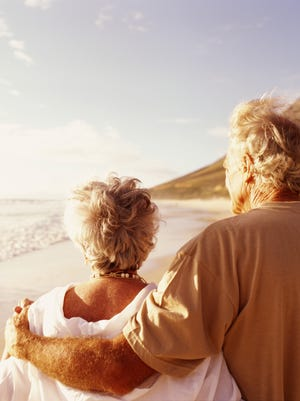 Couples sometimes have different views of retirement. The solution: Talk, talk and more talk.
