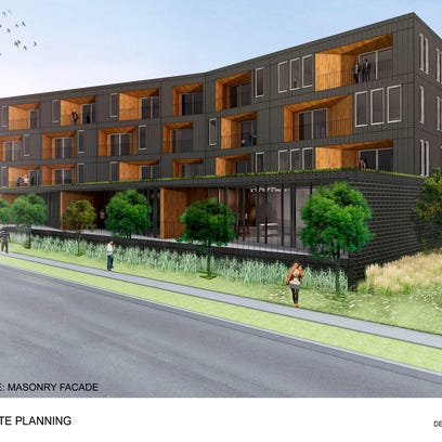 Adding to the Reserves: More apartments proposed for downtown Waukesha