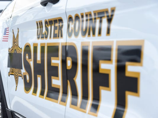 Ulster County Sheriff cruiser