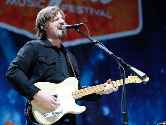 Sturgill Simpson, Willie Nelson, The Head and the Heart, and Old Crow Medicine Show perform during the Outlaw Music Festival at Ruoff Home Mortgage Music Center.