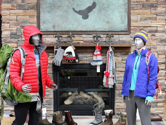 Quest Outdoors sells brand names like Patagonia.