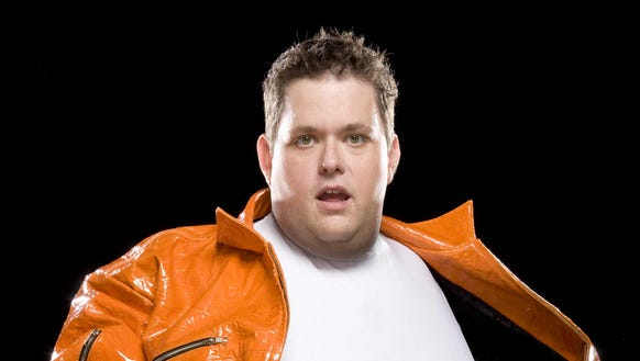 Comedian Ralphie May.
