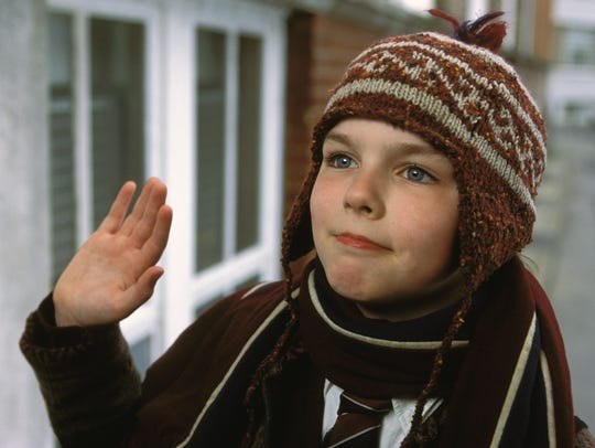 "Nicholas Hoult starred in the 2002 film ""About a Boy,"""