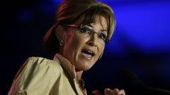 Sarah Palin caught speeding in Alaska