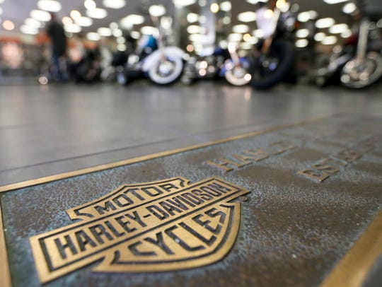 Harley-Davidson, facing rising costs from new tariffs,