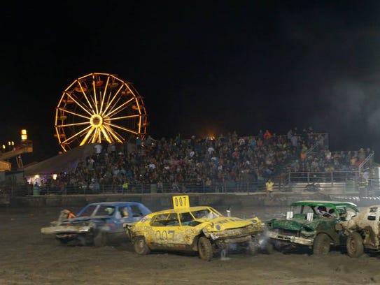 Inter-Mountain Fair hosts a derby.