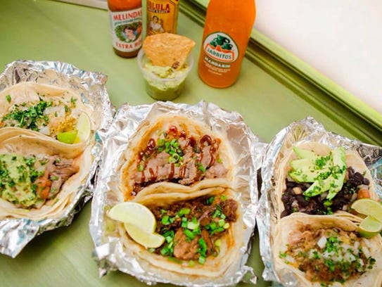 Chino Loco Taqueria offers both Asian-style and traditional