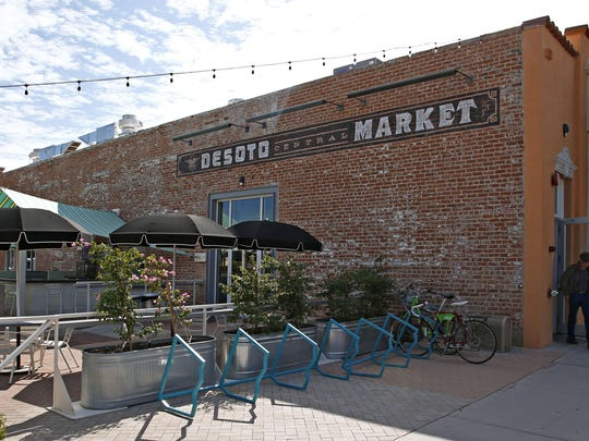 DeSoto Central Market has permanently closed.