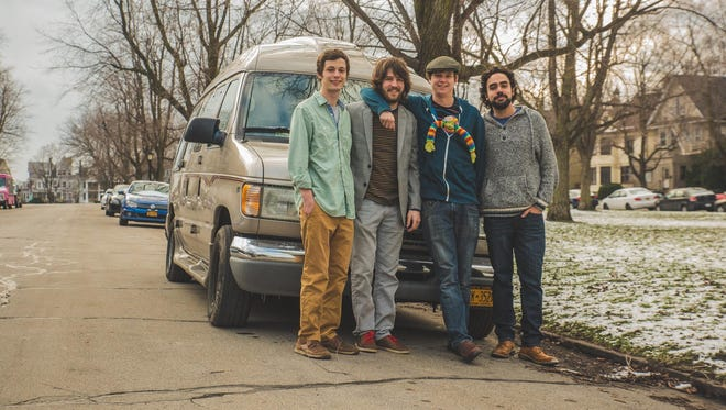 Intrepid Travelers will perform Friday in Binghamton.