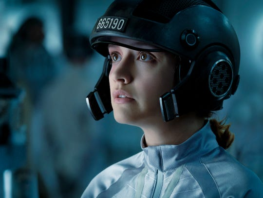 "Olivia Cooke stars in ""Ready Player One."""