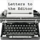 Letter to the Editor: Nov. 15