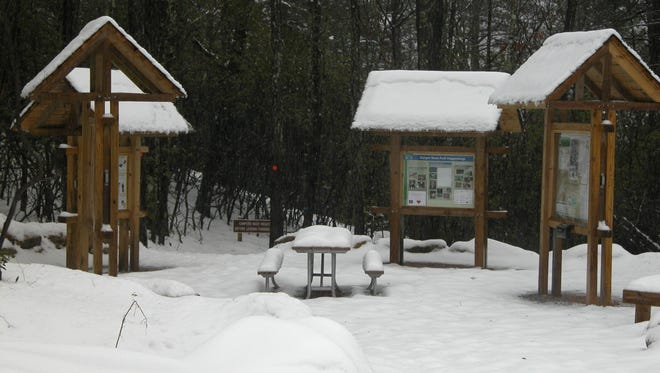 Gorges State Park had a record high increase in visitation in 2015. People are drawn to the hiking trails, picnic areas and camping as well as the new Visitor Center.