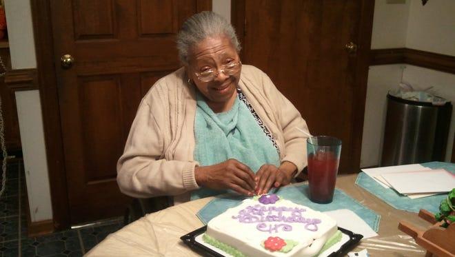 Dunbar-born Cleo Moss is celebrating her 100th birthday.
