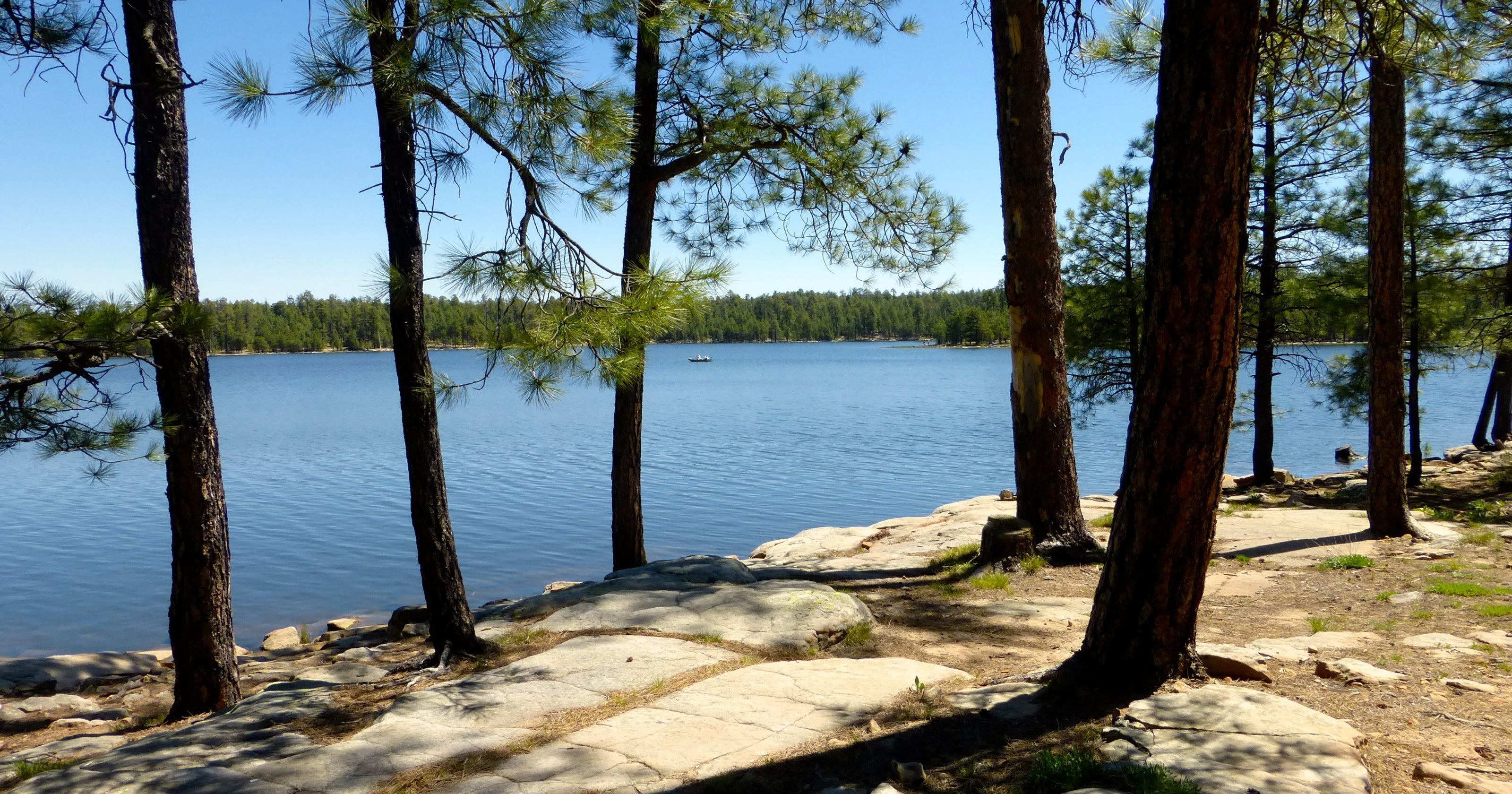 Payson, AZ: lakes for fishing, camping, hiking