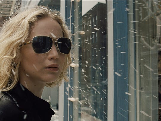 """In David O. Russell's """"Joy,"""" Jennifer Lawrence portrays"""