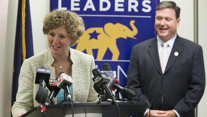 Indiana Rep. Susan Brooks applauds House ethics reversal
