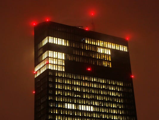 AP GERMANY EUROPEAN CENTRAL BANK I DEU