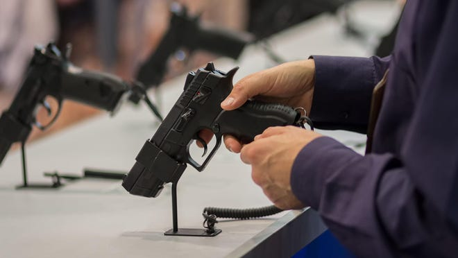 Nevada has the fifth highest per capita death rate from guns in the U.S., according to the Violence Policy Center.