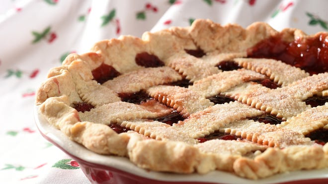Celebrate National Cherry Month with From-Scratch Cherry Pie.