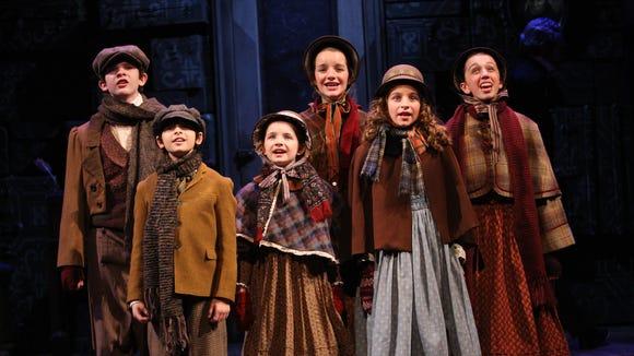A Chritmas Carol opens Wednesday and runs through Dec. 27 at Geva Theatre.