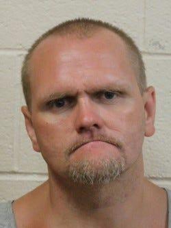 Burglary suspect David Wayne Lowe