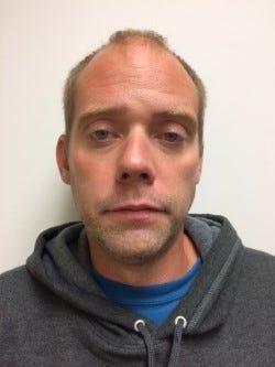 Bank robbery suspect Michael Wayne Carey II