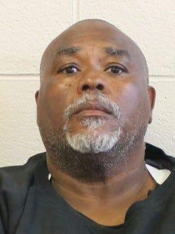 Assault suspect Clarence McGill